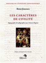 Les caract�res de civilit�