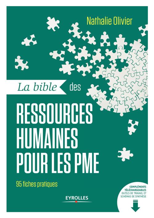 Nathalie Olivier La bible des ressources humaines pour les PME