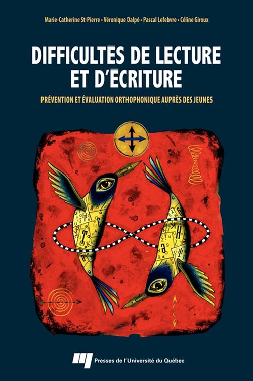 Pascal Lefebvre Difficultés de lecture et d'écriture