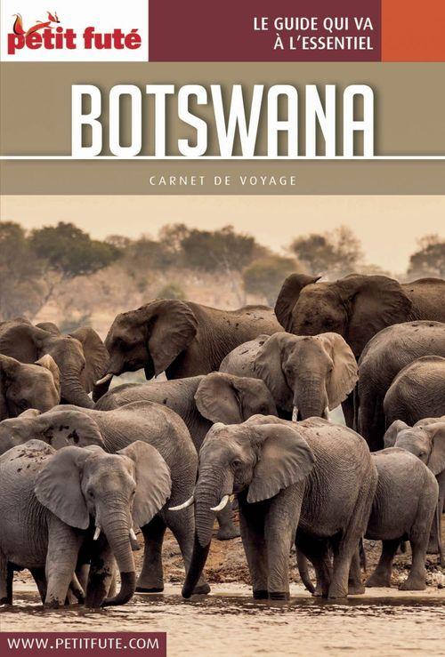 Botswana 2017 Carnet Petit Futé
