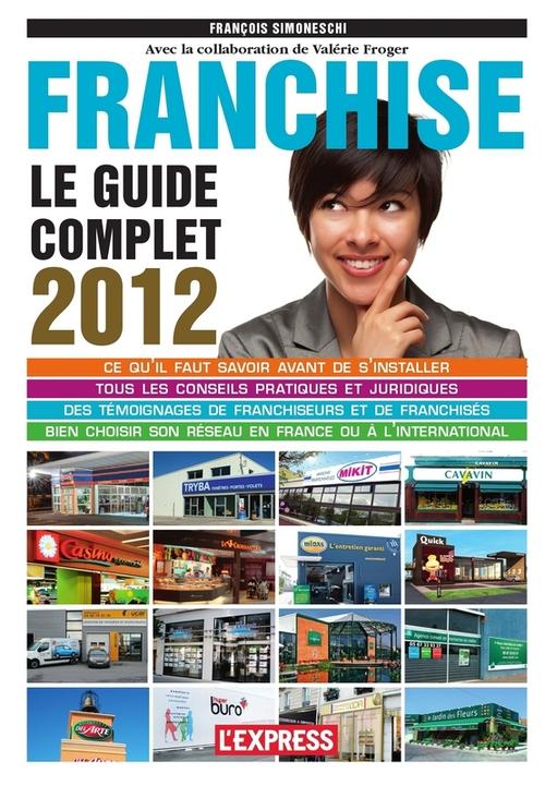 Le guide de la Franchise 2012