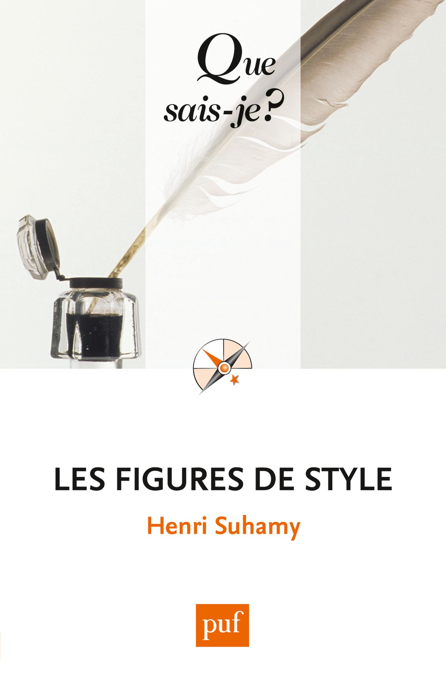 Henri Suhamy Les figures de style