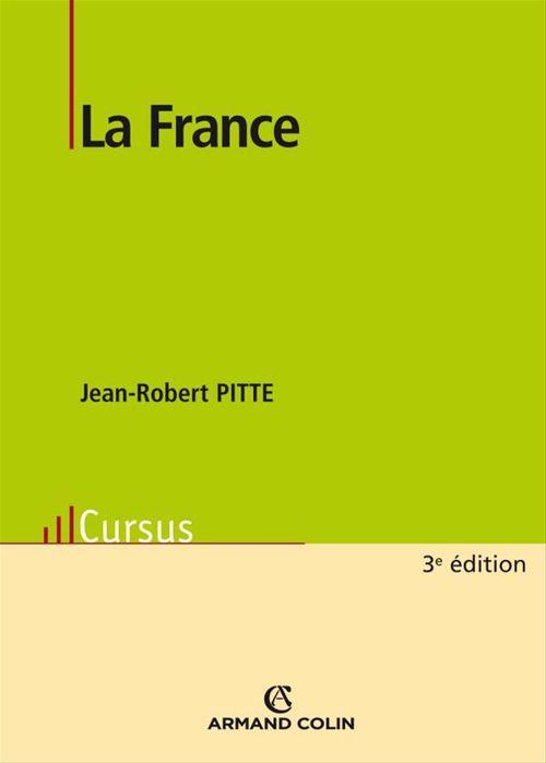 Jean-Robert Pitte La France