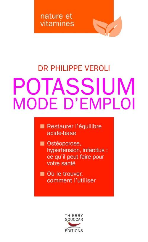 Potassium mode d'emploi