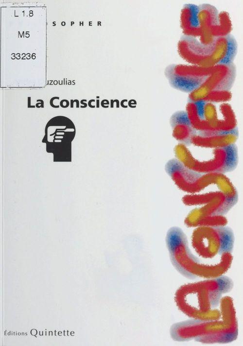 André Ouzoulias La Conscience