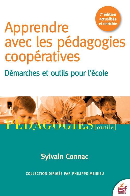 Sylvain Connac Apprendre avec les pédagogies coopératives