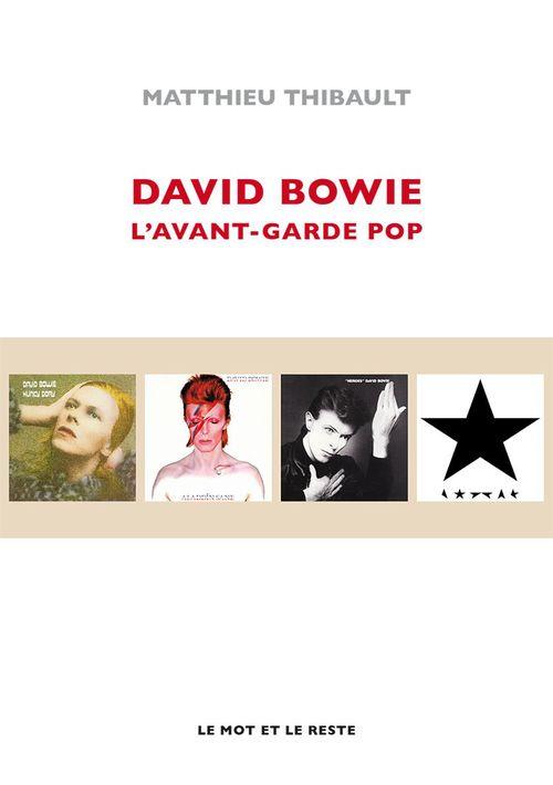 David Bowie, l'avant-garde pop