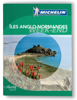 Iles anglo-normandes Guide Vert Week-End Michelin  2012-2013