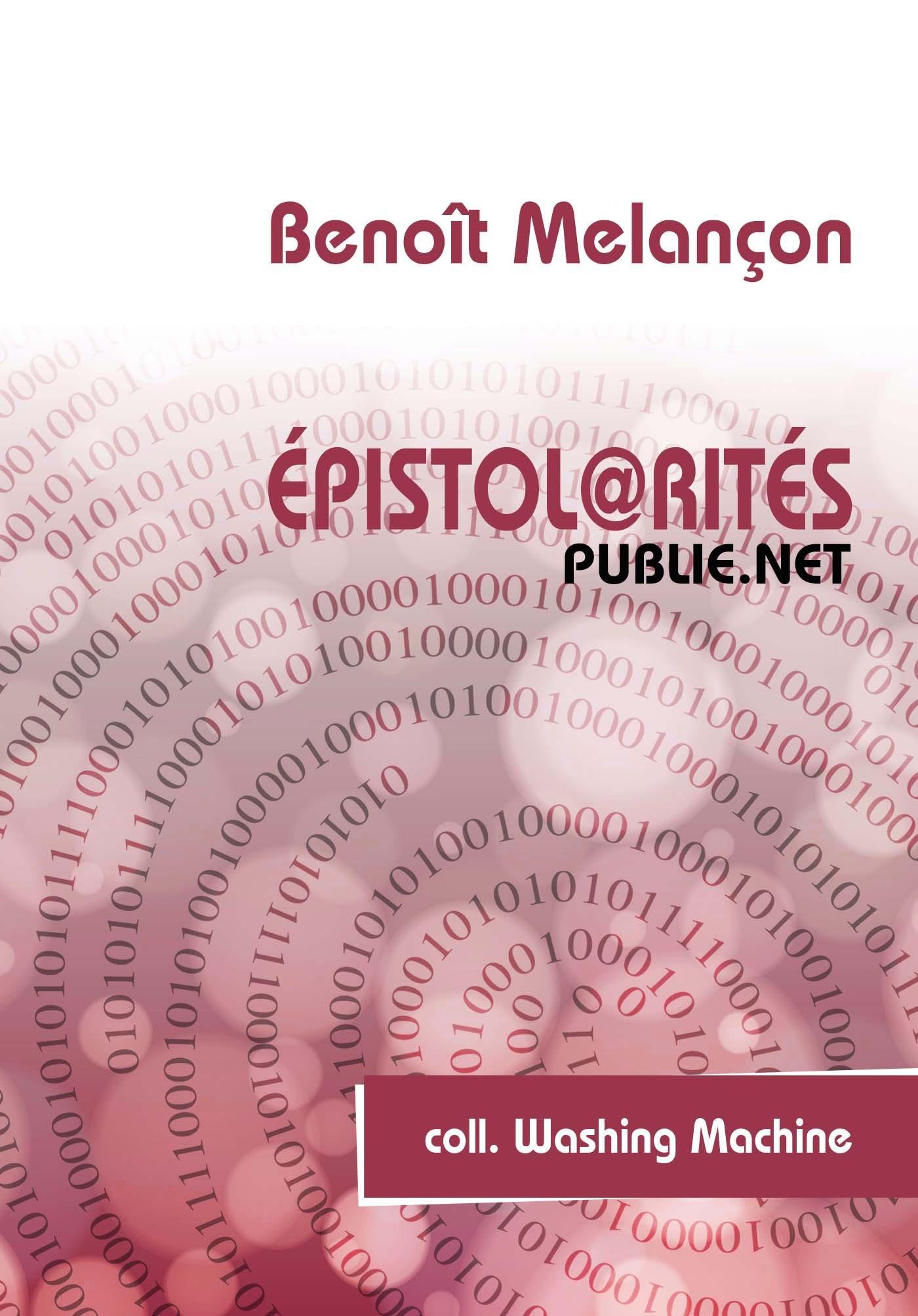 Benoit Melancon Épistol@rités