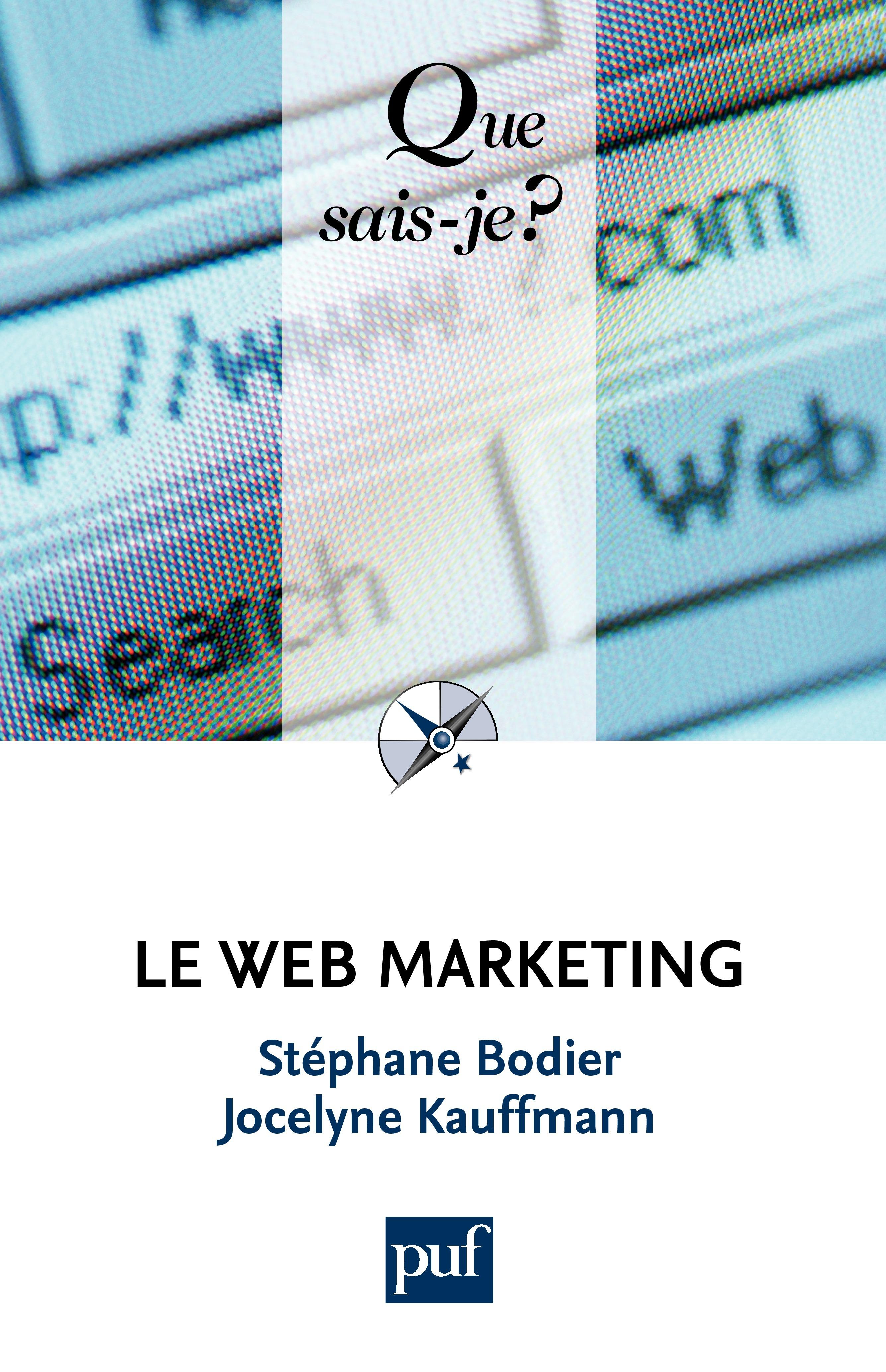 Stéphane Bodier Le web marketing
