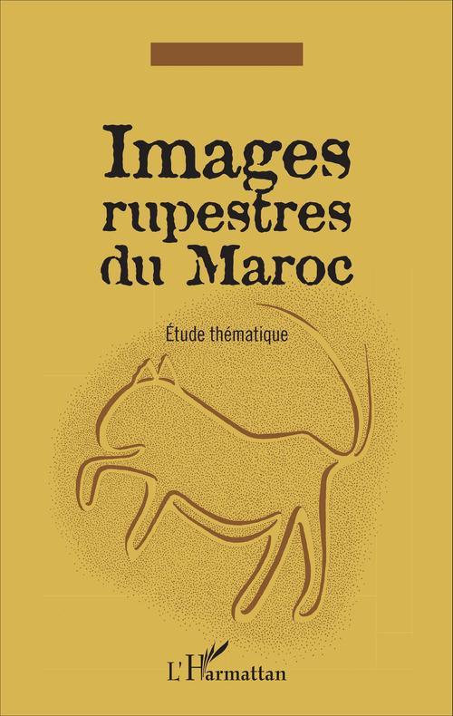 Alain Rodrigue Images rupestres du Maroc