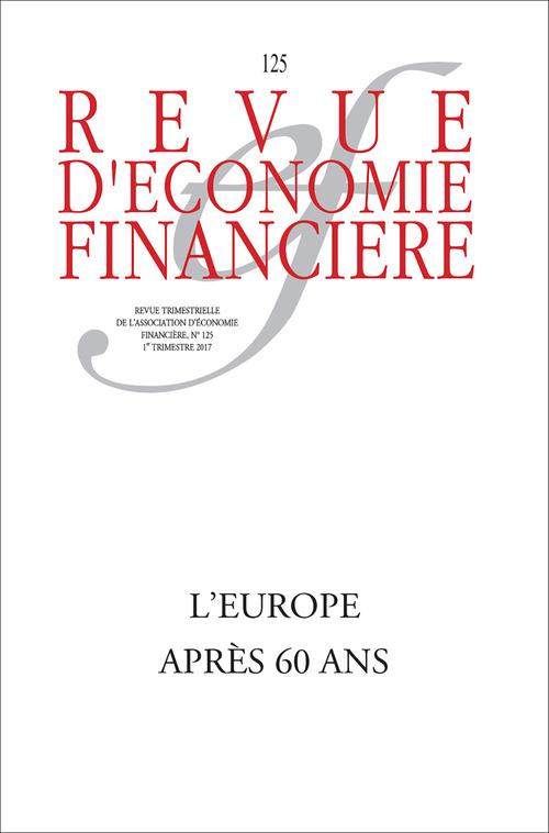 Collectif (AEF) L'Europe après 60 ans
