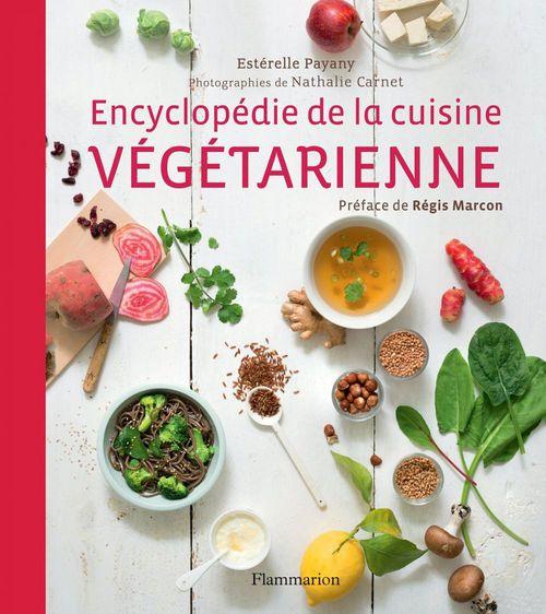 Estérelle Payany Encyclopédie de la cuisine végétarienne