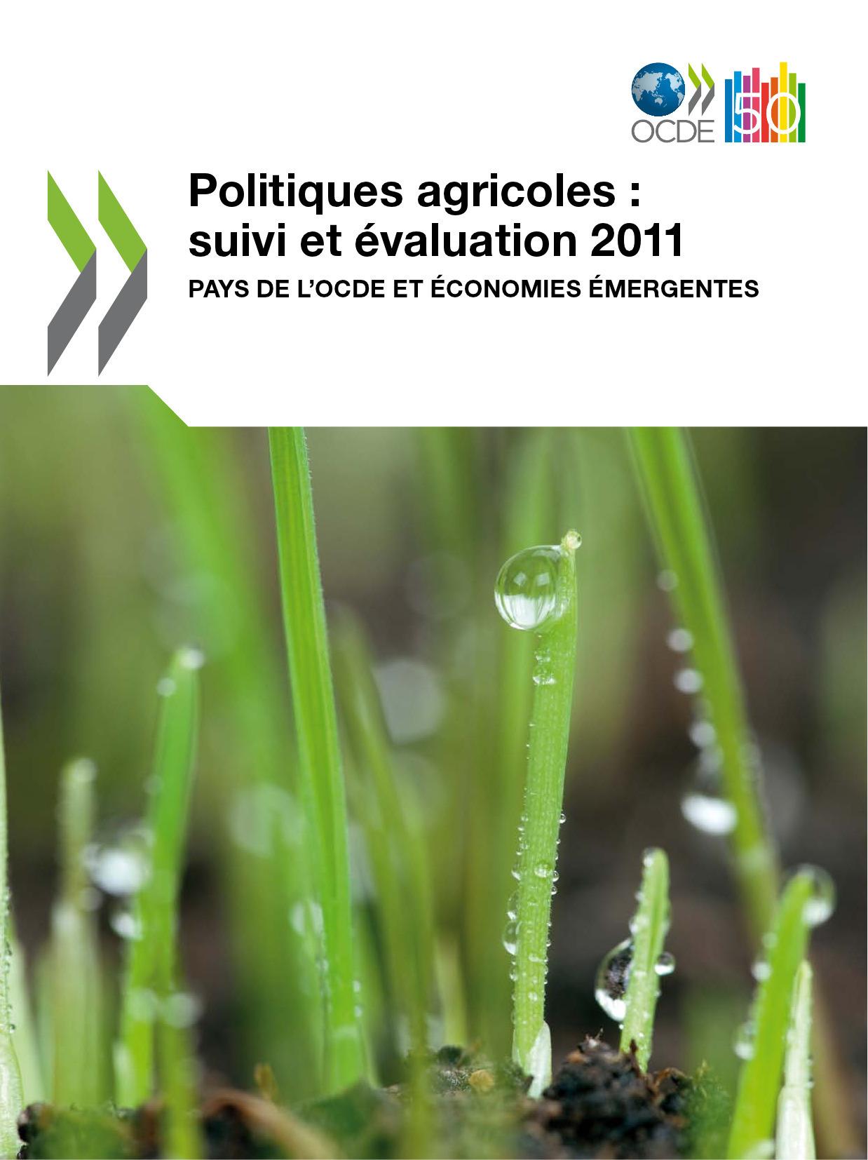 Collectif Politiques agricoles: suivi et évaluation 2011