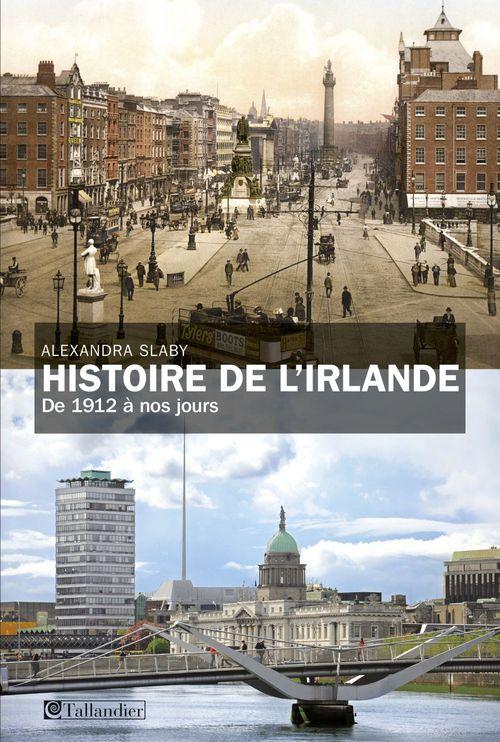 Alexandra Slaby Histoire de l'Irlande