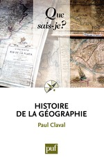 Histoire de la gographie (4e dition)