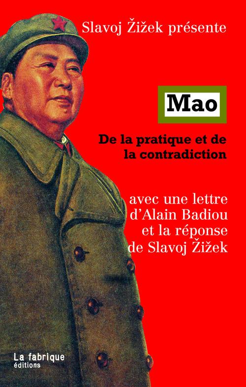Alain Badiou Mao