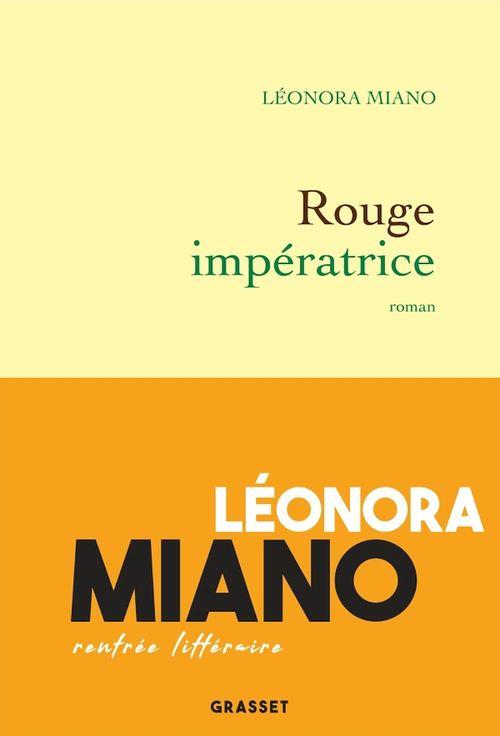 Rouge Imperatrice - Roman