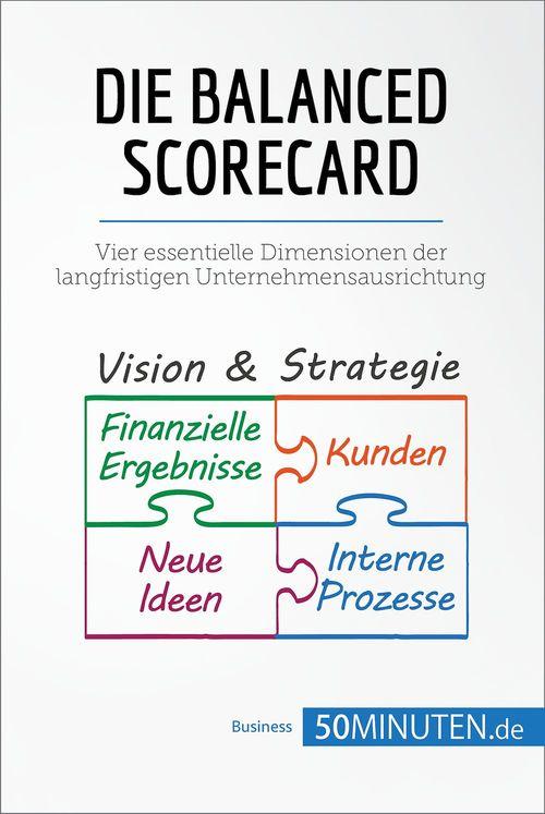 50Minuten.de Die Balanced Scorecard