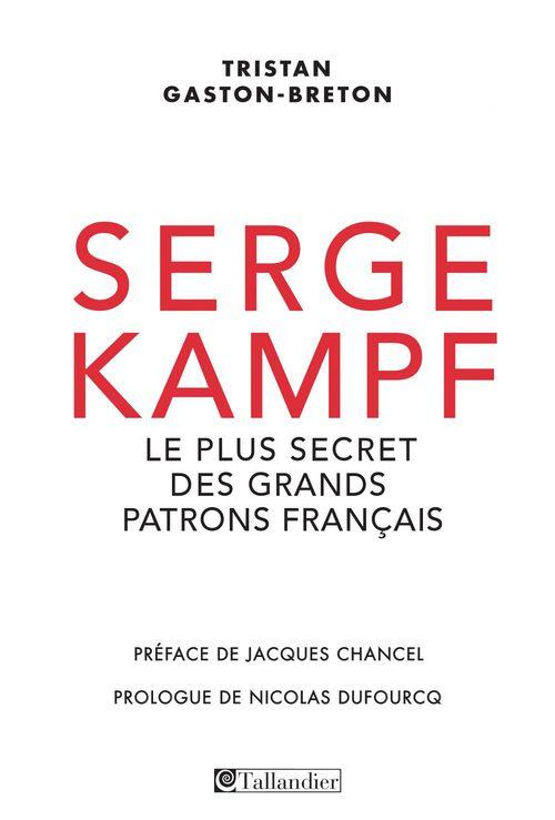 Serge Kampf, le plus secret des grands patrons français