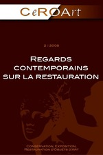 Regards contemporains sur la restauration