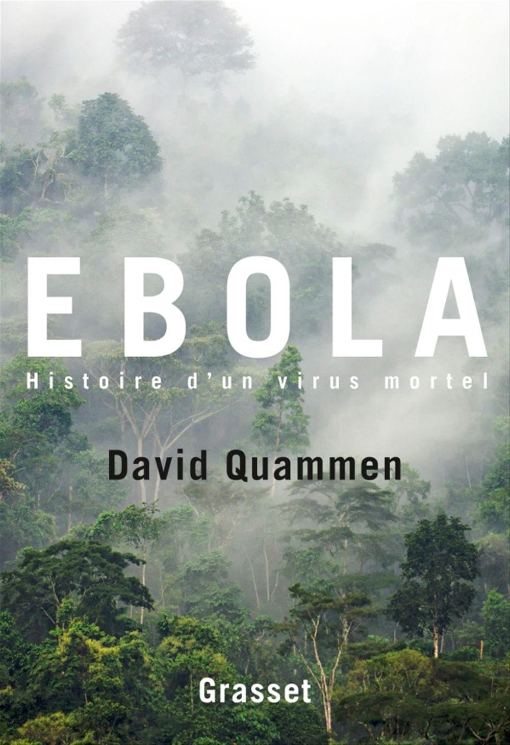 David Quammen Ebola