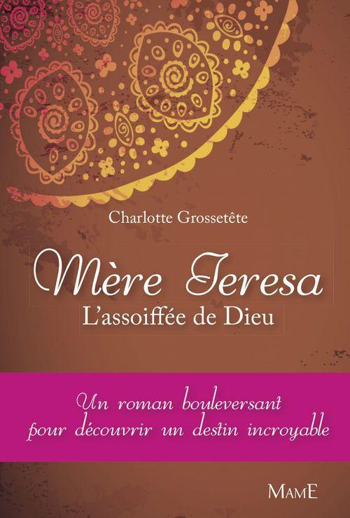 Charlotte Grossetête Mère Teresa