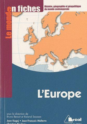 Roland Saussac L'Europe