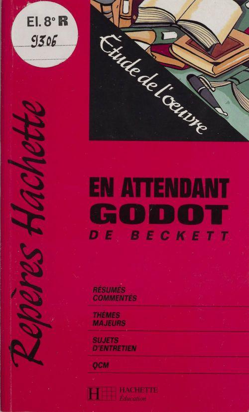 «En attendant Godot» de Beckett