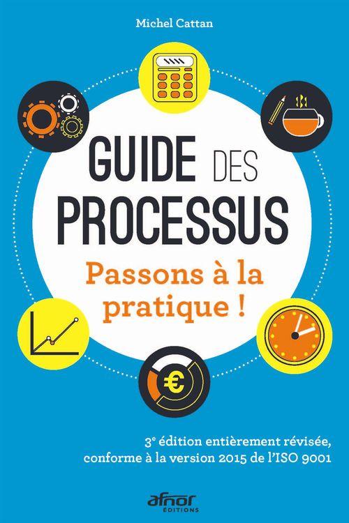 Michel Cattan Guide des processus