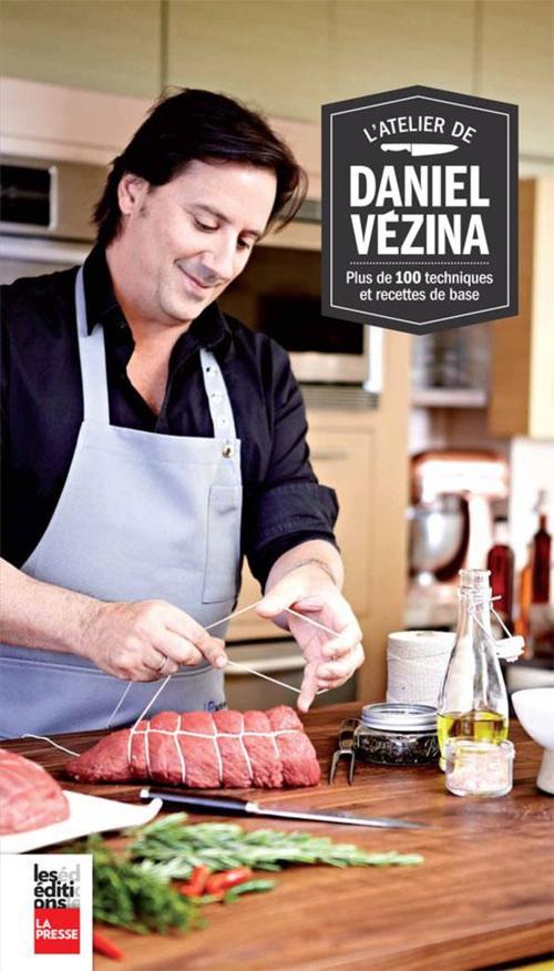 Daniel Vézina L'Atelier de Daniel Vézina