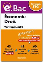 Marc Jaillot E.Bac - Économie Droit Terminale STG