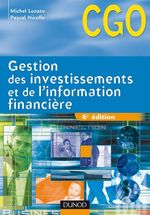 Gestion des investissements et de l'information financire ; manuel (6e dition)