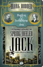 L'&Eacute;trange affaire de Spring Heeled Jack