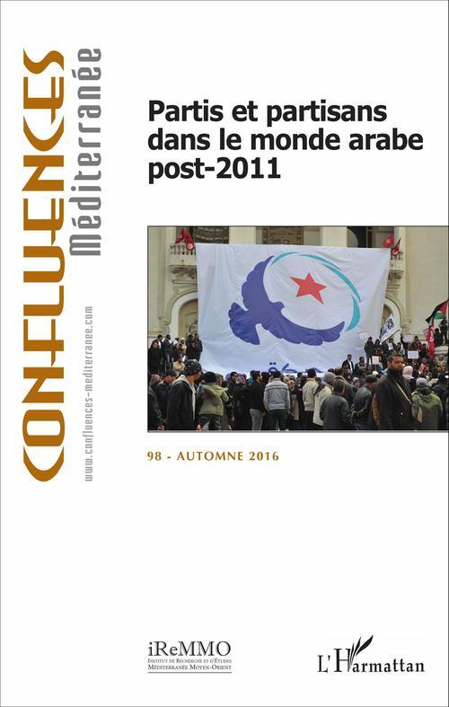 Partis et partisans dans le monde arabe post-2011