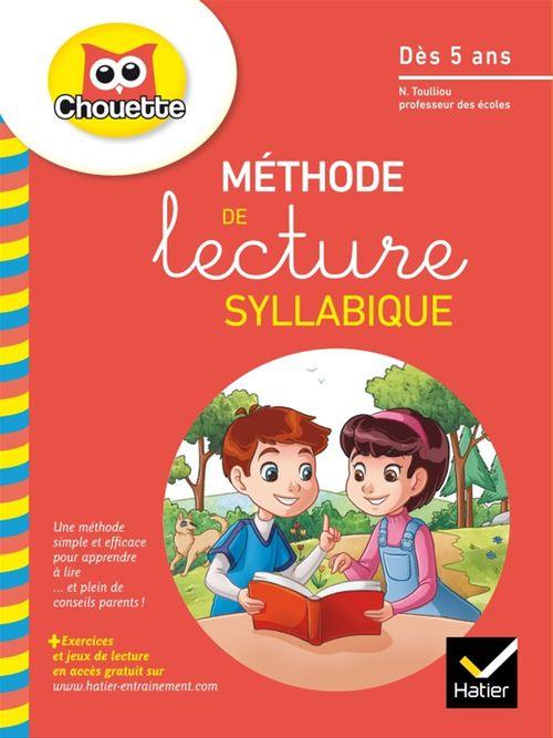 Gérald Toulliou Méthode de lecture syllabique dès 5 ans
