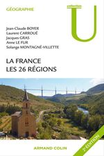 La France ; les 26 r�gions (2e �dition)