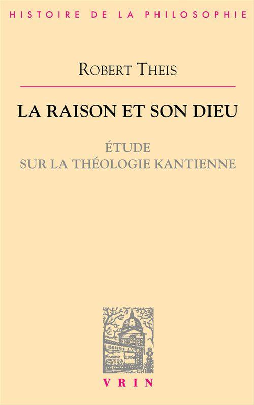 La raison et son Dieu