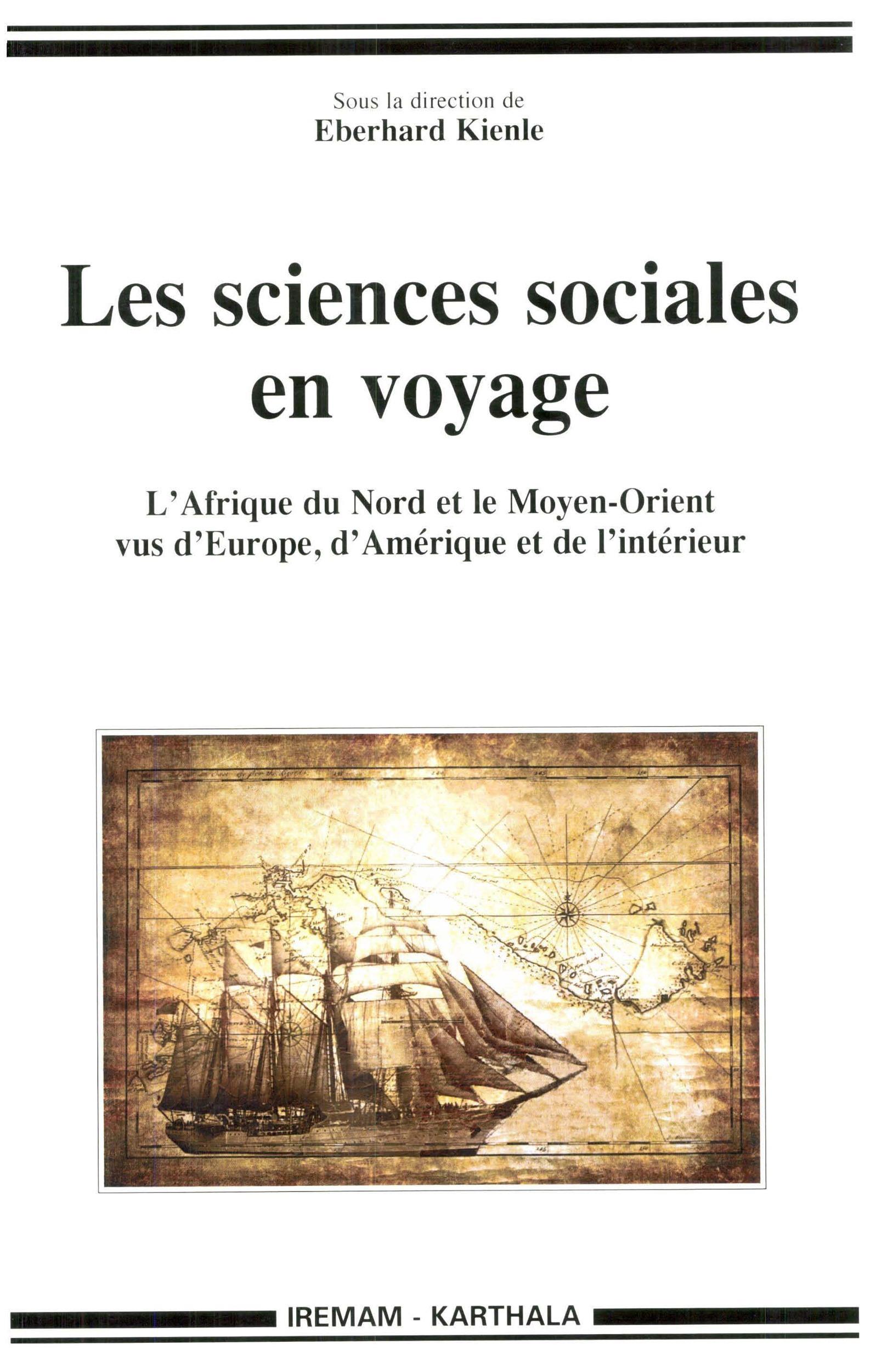 Hamit Bozarslan Les sciences sociales en voyage