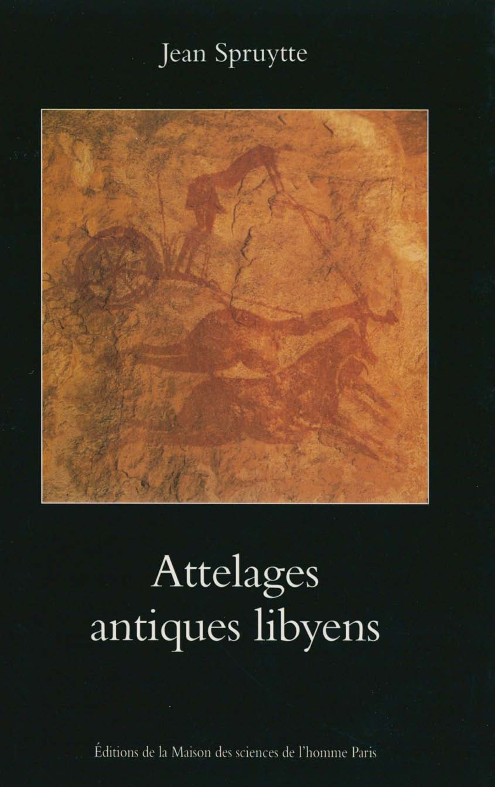 Jean Spruytte Attelages antiques libyens