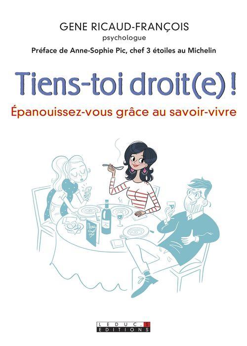 Gene Ricaud-François Tiens-toi droit(e) !
