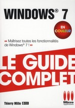 Windows 7 �dition couleur