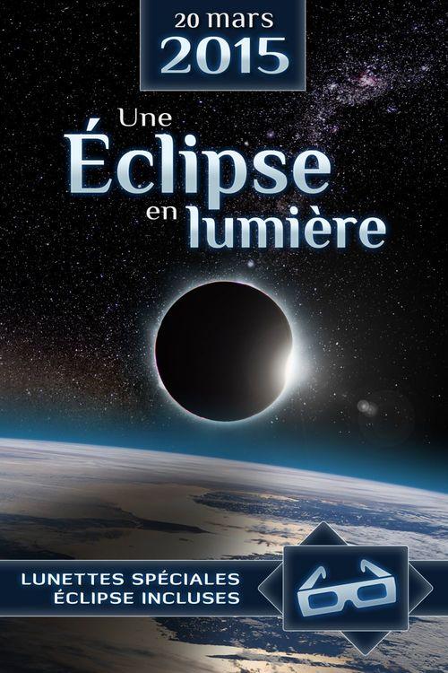Imcce 20 mars 2015, une éclipse en lumière