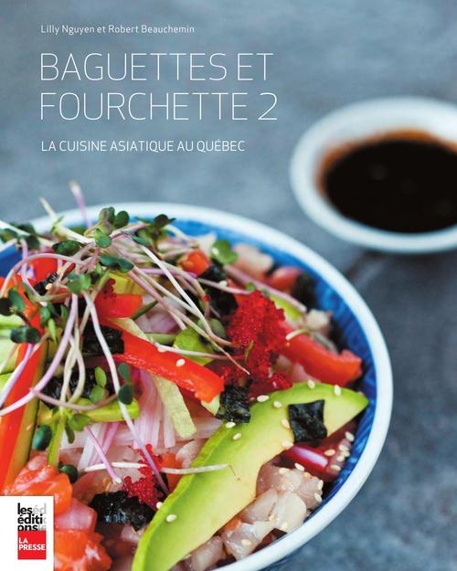 Robert Beauchemin Baguettes et Fourchette 2