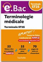 Magali Babusiaux E.Bac - Terminologie médicale Terminale ST2S