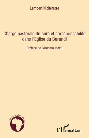 Charge pastorale du curé et coresponsabilité dans l'Eglise du Burundi