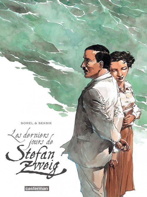 Laurent Seksik Les derniers jours de Stefan Zweig