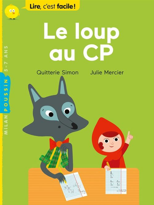 Quitterie Simon Le loup au CP