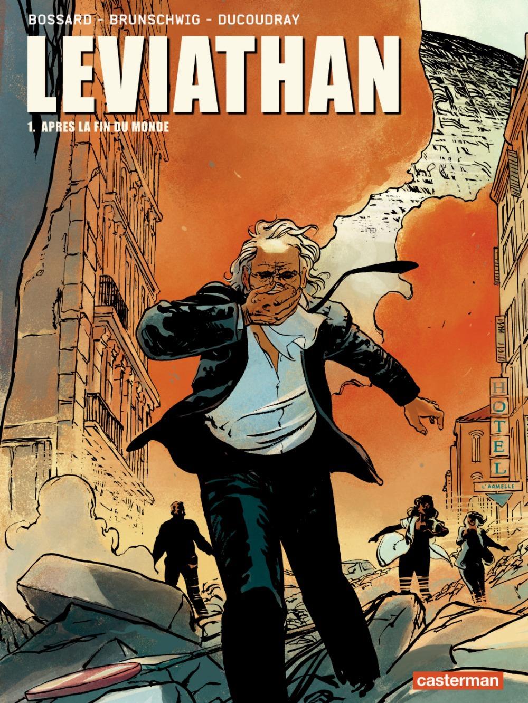 Aurélien Ducoudray Leviathan (Tome 1) -  Après la fin du monde