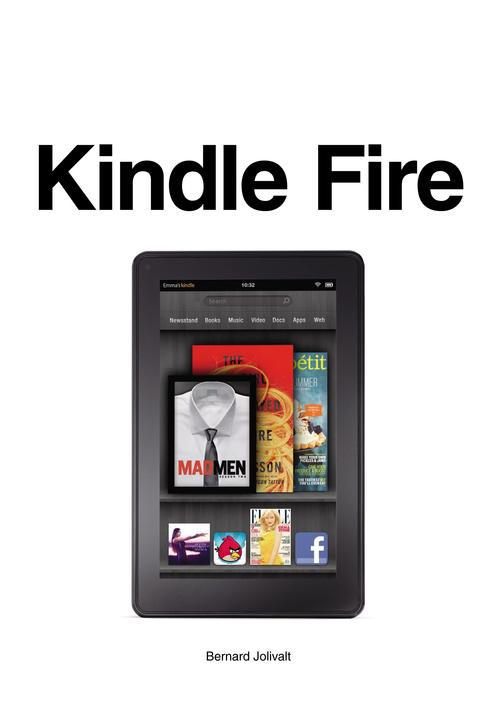 Bernard Jolivalt Kindle Fire